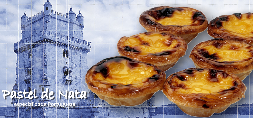 Pastel de Nata a grande especialidade portuguesa